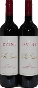 Irvine The Estate Merlot Cabernet Franc