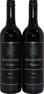 McLeans Farm Reserve GSM 2014 (2x 750mL)
