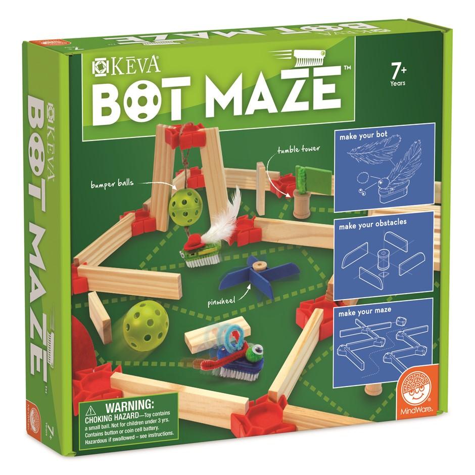 KEVA Maker: Bot Maze