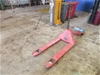 JBS 2500 Kg Pallet Trolley