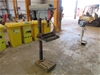 Pedestal 32mm Drill Press with Vice and Chuck Key