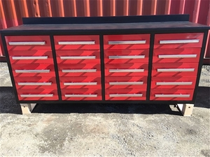 2020 Unused Workshop bench