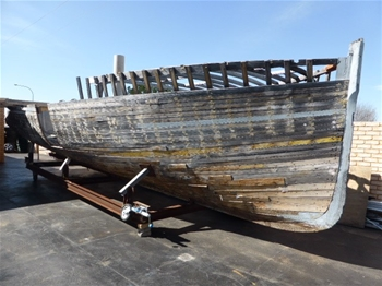 ``Mahita`` 38 Foot Static Display Boat