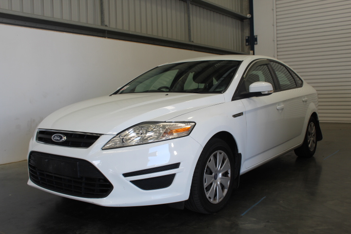 2011 Ford Mondeo LX TDCi Turbo Diesel Automatic Hatchback