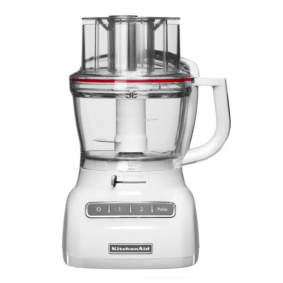KITCHENAID Classic Food Processor 3.1L Model 5KFP1325, Wide Mouth Feed Tube