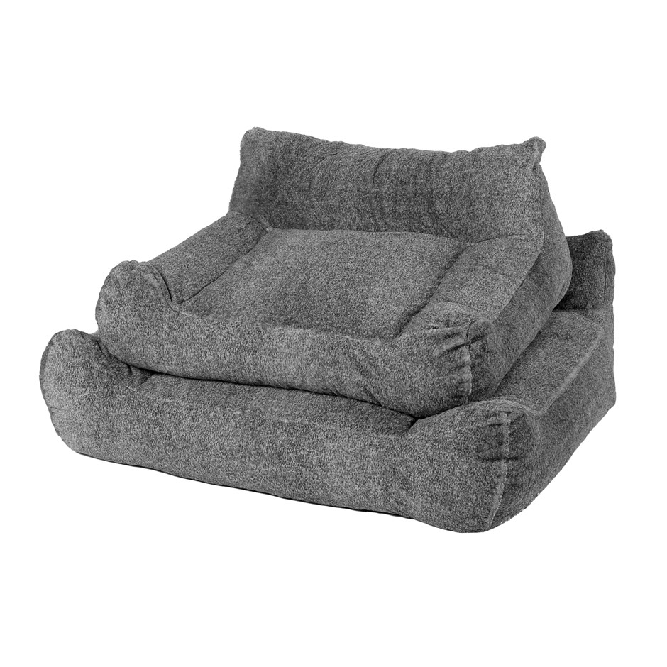 Charlie's Lounger Plush Pet Sofa Seat - Small