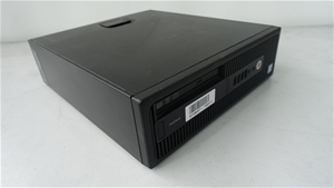 Hp Pro Desk 600 G2 SFF Desktop Pc ( T6T9