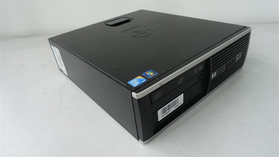 Hp Compaq 8100 Elite SFF Desktop Pc ( WM194PA )