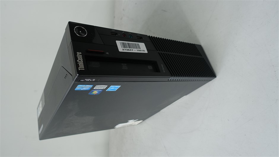 Lenovo ThinkCentre M91P SFF Desktop Pc ( 1S4518RW3 )