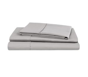 Natural Home Organic Cotton Sheet Set Qu
