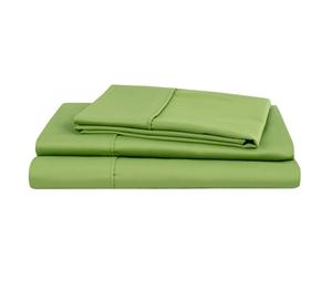 Natural Home Organic Cotton Sheet Set Su