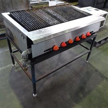 J Goldstien RBA 48 Industrial Griller