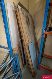 Assorted Timber Boards