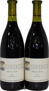 Torbreck The Factor Shiraz 2010 (2x 750m