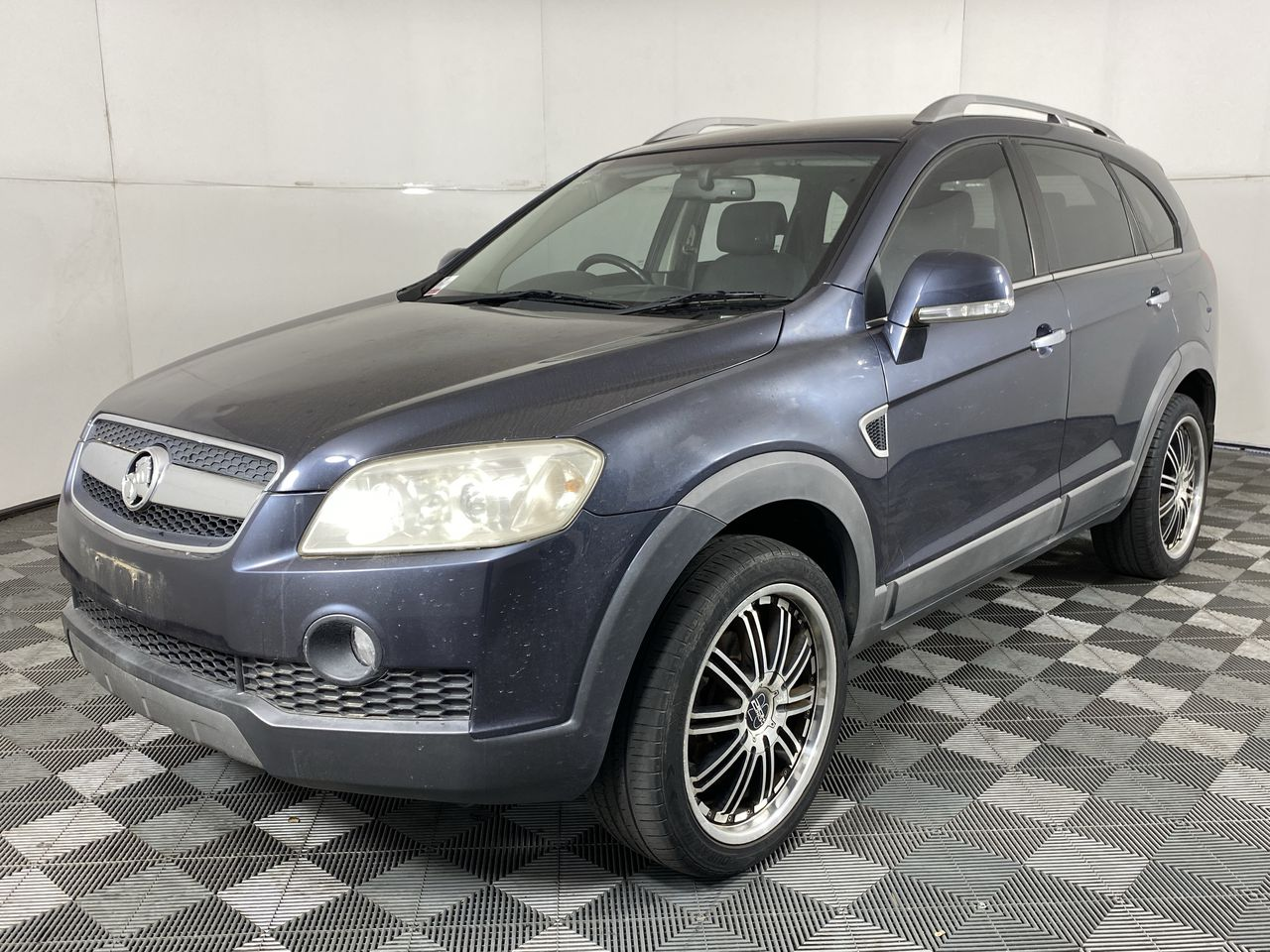 2009 Holden Captiva LX (4x4) CG Automatic 7 Seats Wagon 119216km