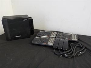 Ericsson / LG iPECS eMG80 Phone System a