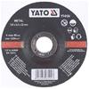 15 x YATO Metal Grinding Discs 125 x 6.0 x 22mm. Buyers Note - Discount Fre