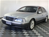 2000 Ford Fairlane Ghia NC Automatic Sedan