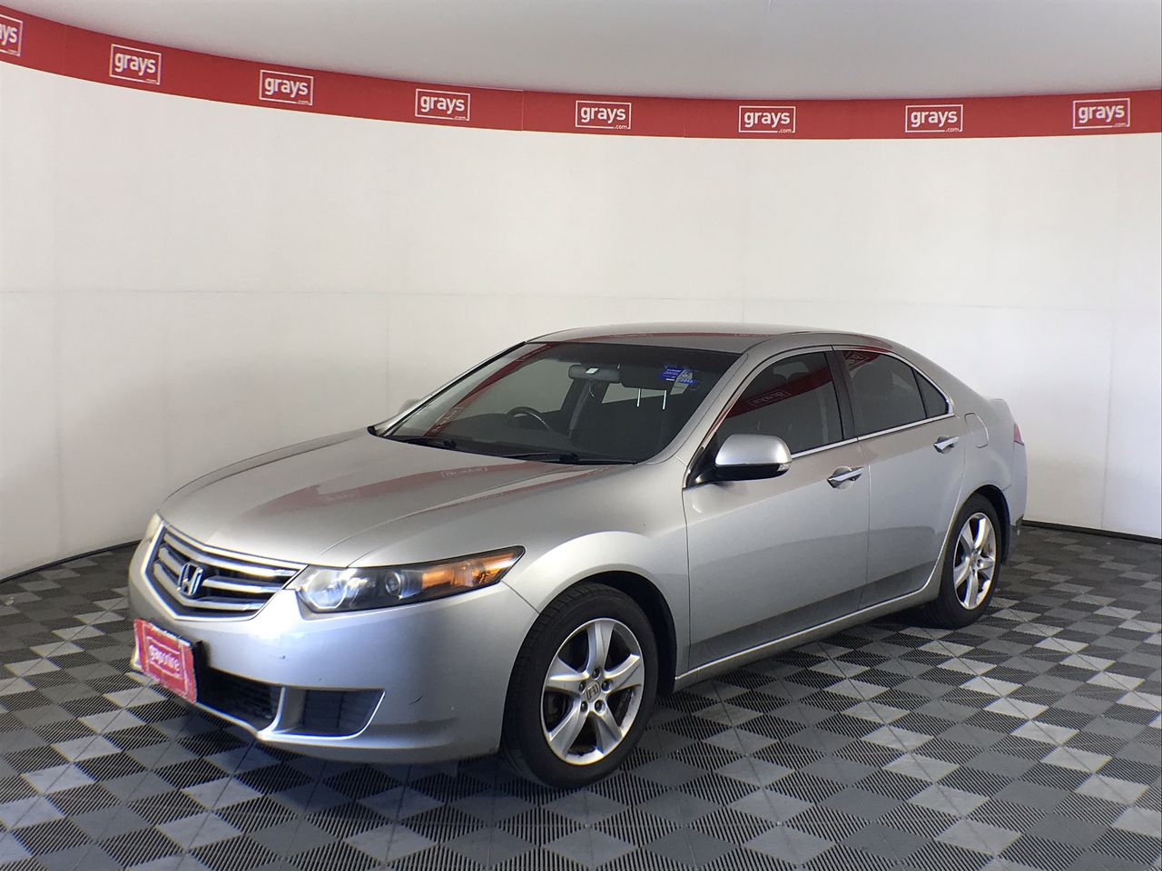 Honda Accord Euro 8TH GEN Automatic Sedan