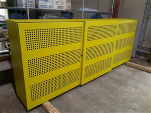 Lockable Workshop Tool Cabinets