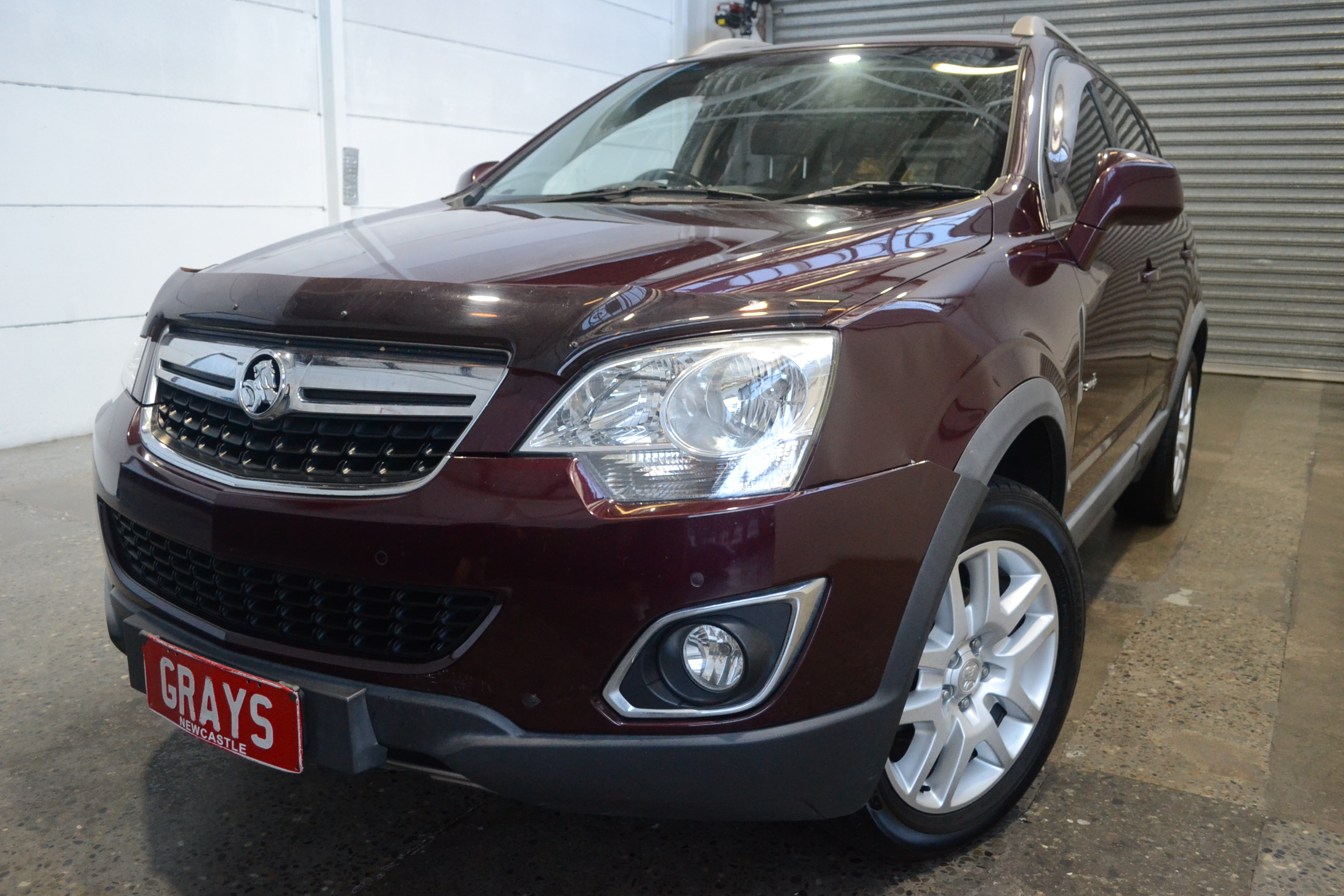 Holden Captiva 5 (FWD) CG II Manual Wagon