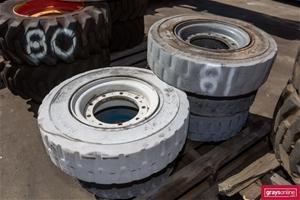 5x Assorted EWP Used Wheels