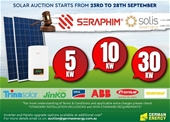 5-30kw Solar Auction with Standard Grid Installation