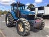 <p>New Holland 8970 SuperSteer Tractor</p>