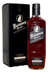 Bundaberg Black Limited Release 10YO Rum