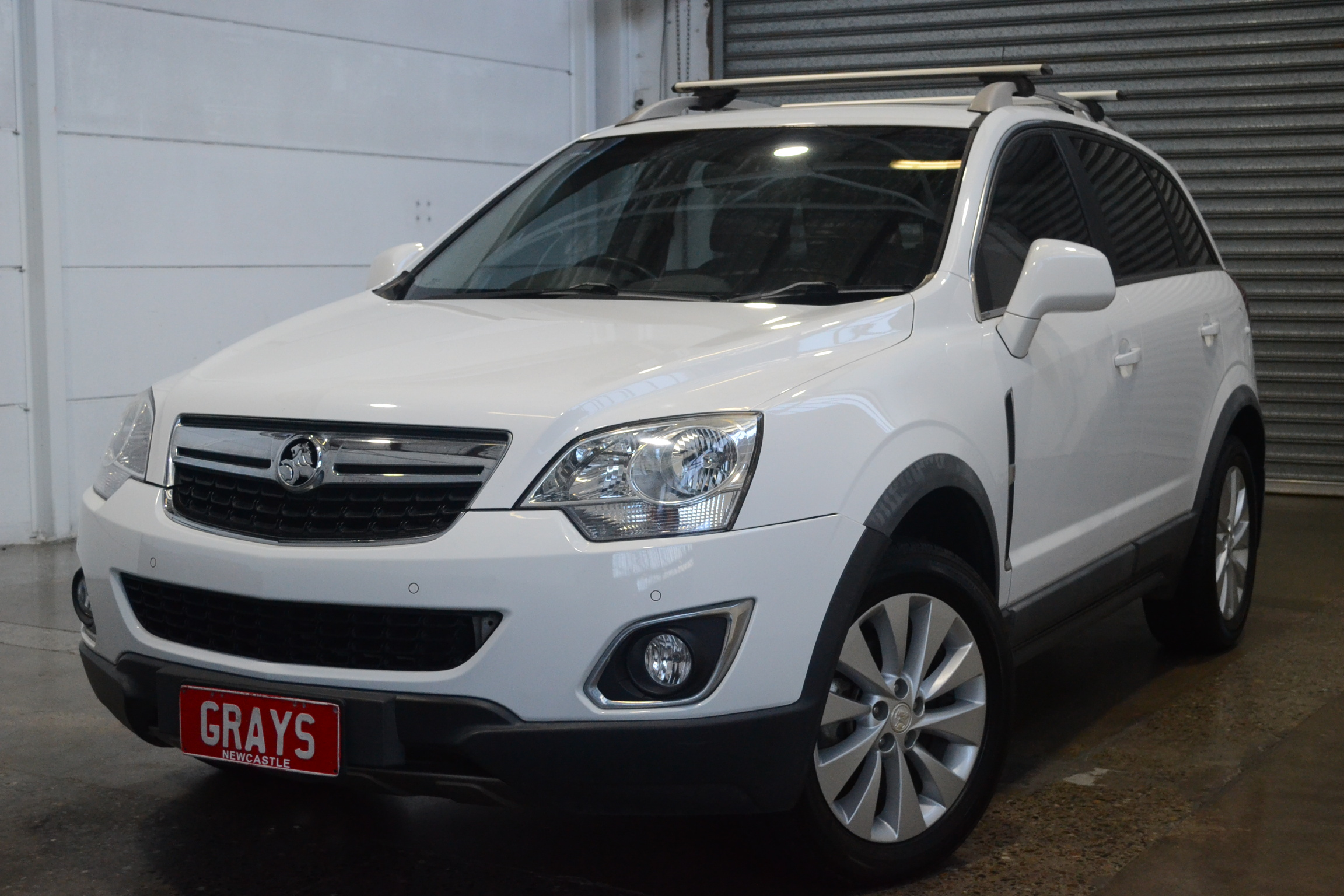 Holden Captiva 5 LT AWD CG II Turbo Diesel Automatic Wagon