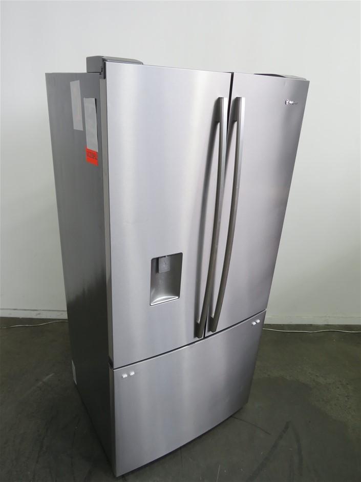 Westinghouse 510L Stainless Steel 3 Door Fridge (WHE5160SA)