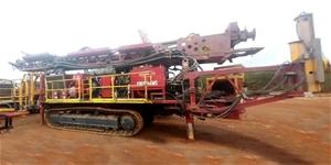 Schramm T660H Exploration Drill Rig 1450