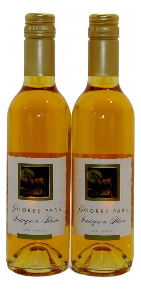 Gooree Park Late Harvest Sauvignon Blanc NV (2x 375mL), Mudgee