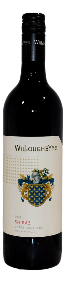 Willoughby Park Great Southern Shiraz 2014 (6x 750mL), WA