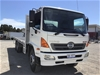 2010 Hino FM 500/2627 Automatic 6x4 Table Top Truck
