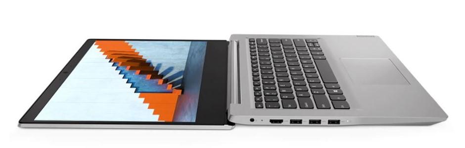 Lenovo IdeaPad S145-14IIL 14-inch Notebook, Grey