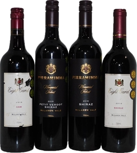 Pack of Assorted Pirramimma Wine (12 x 7