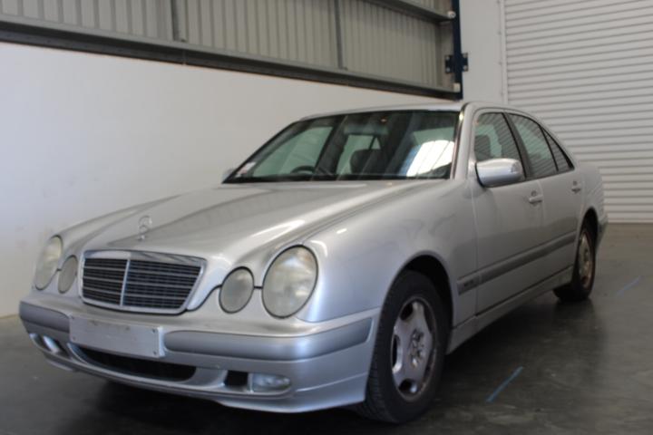2000 (2001) Mercedes Benz E200K Classic W210 Auto Sedan 167,672km