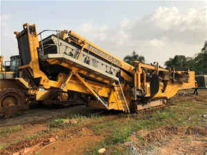 Striker Crusher Parts - Located in Ghana