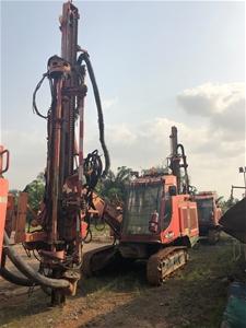 Sandvik Pantera Blast Hole Drill Parts -