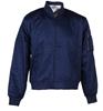 WORKSENSE Cotton Drill Jacket, Size 4XL, Zip Front Closure, Ribbed Cuffs, C