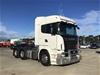 2013 Scania R500 6 x 4 Prime Mover Truck