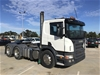 2009 Scania P420 6 x 4 Prime Mover Truck