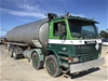 1987 Scania P92M 8 x 2 Fuel Truck