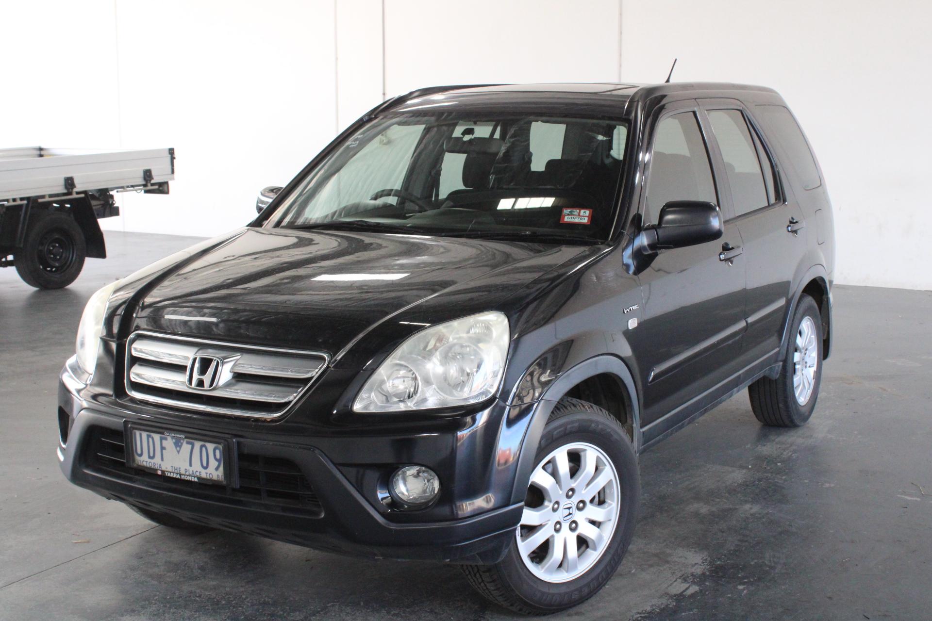 2006 Honda CR-V Sport RD Automatic Wagon