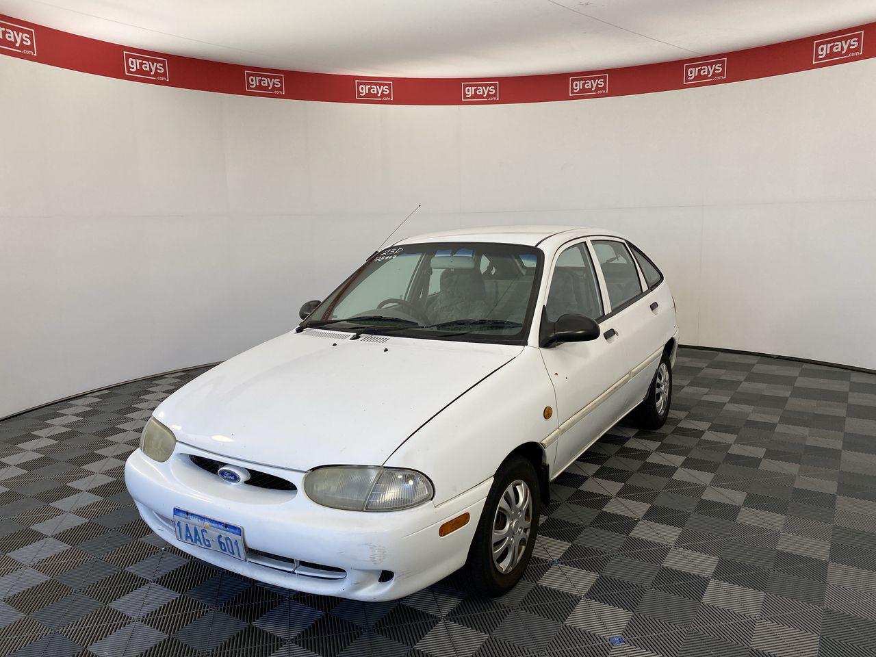 1997 Ford Festiva GLi WD Automatic Hatchback