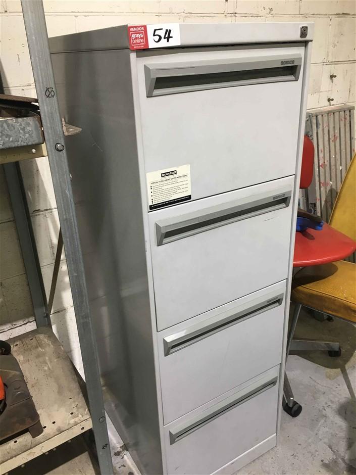 Namco 4 drawer Filing Cabinet
