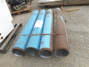 Transcrete/Flocrete 9 inch Bore concrete