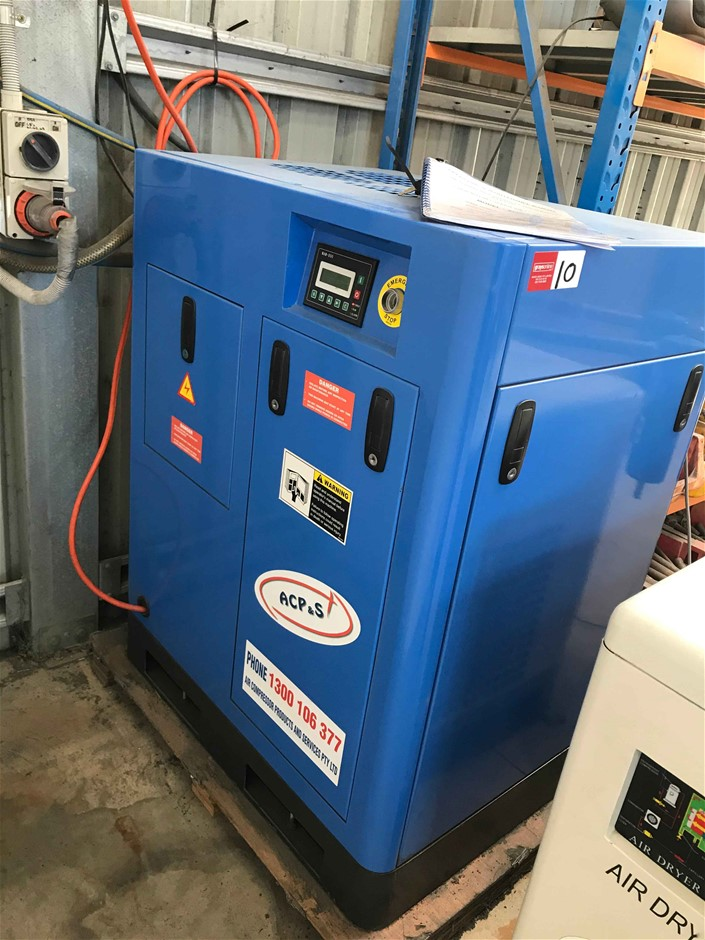 2015 Air Compressor Products 7.5kw Rotary Screw Air Compressor