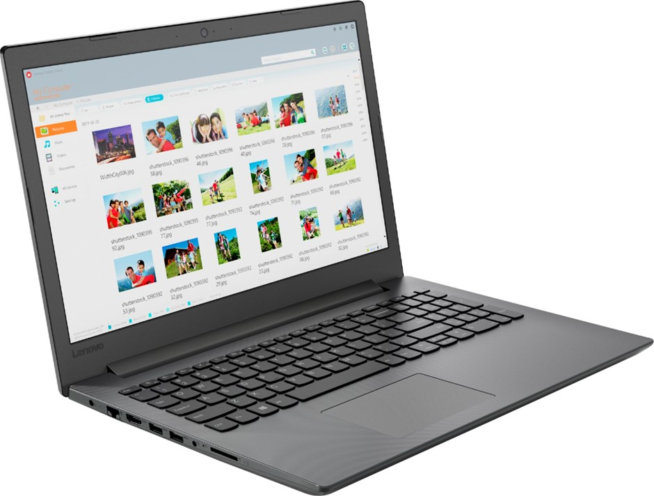 Lenovo IdeaPad 130-15AST 15.6-inch Notebook, Grey